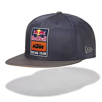 GENUINE OEM KTM Red Bull Racing Team 9Fifty Nylon Hat (Dark Gray): Automotive