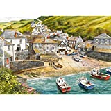 Gibsons Port Isaac Jigsaw Puzzle, 500 piece