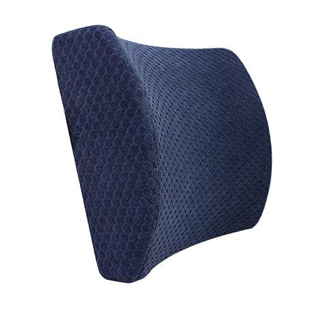 Cojín de soporte lumbar de terapia postural - almohada de ...