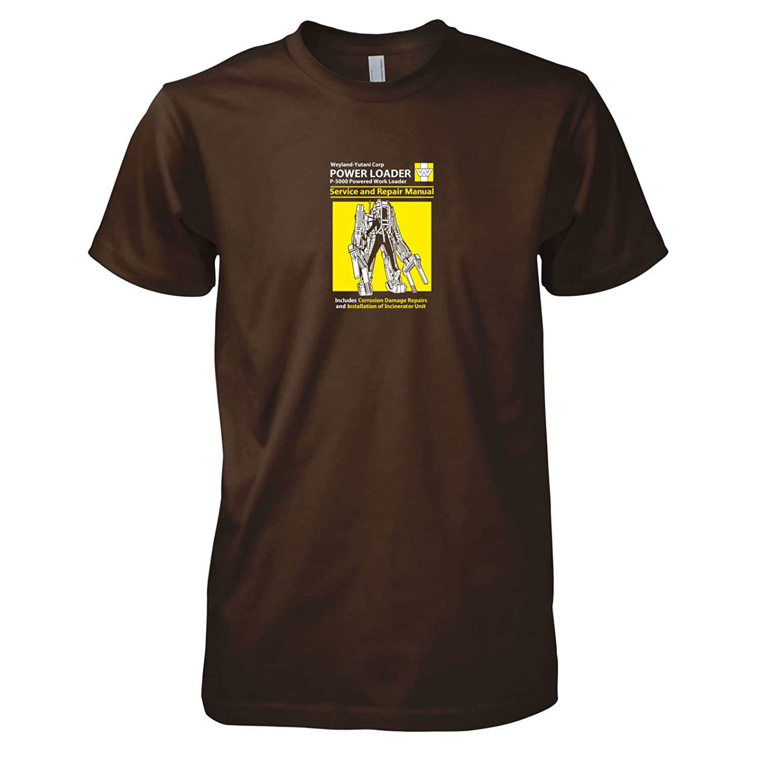 TEXLAB - Weyland Yutani Power Loader - Herren T-Shirt: Amazon.de: Bekleidung