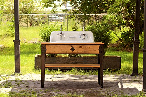 Top 10 Antique Vanities With Sinks Of 2019 No Place