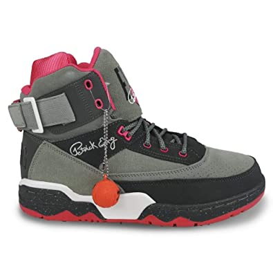 609efaa92cf6 Ewing Athletics 33 Hi X Staple Grey Pink White Basketball Shoes Limited  Edition: Amazon.fr: Chaussures et Sacs