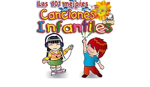 Canciones Infantiles - Las 101 Mejores by Grupo Infantil Fantasia on Amazon Music - Amazon.com