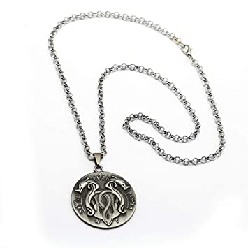 Amazon.com: Mct12 - God Of War Pendant Snake Necklace ...