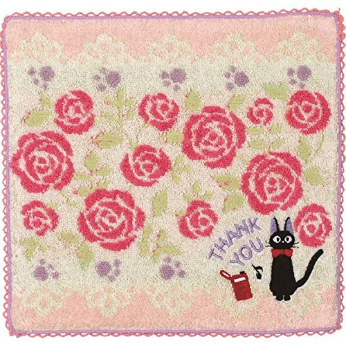 Cheap Kiki's Delivery Service Mini Towel Flower garden from Japan for cheap