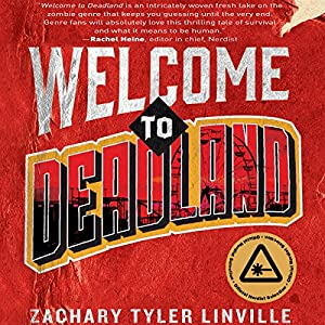 Welcome to Deadland Audiobook
