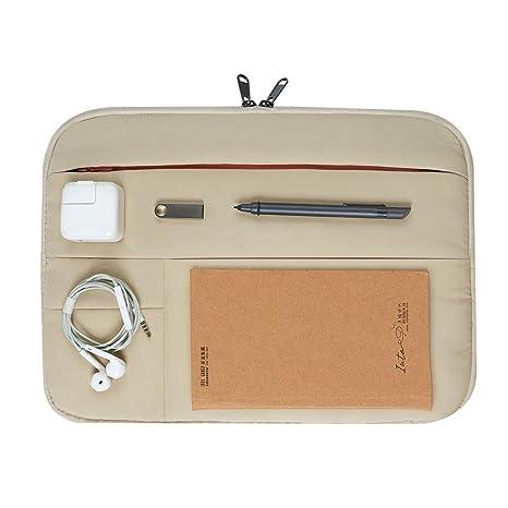 kalidi Tejido impermeable Funda para ordenador portátil bolsa para Apple MacBook Air, MacBook Pro de