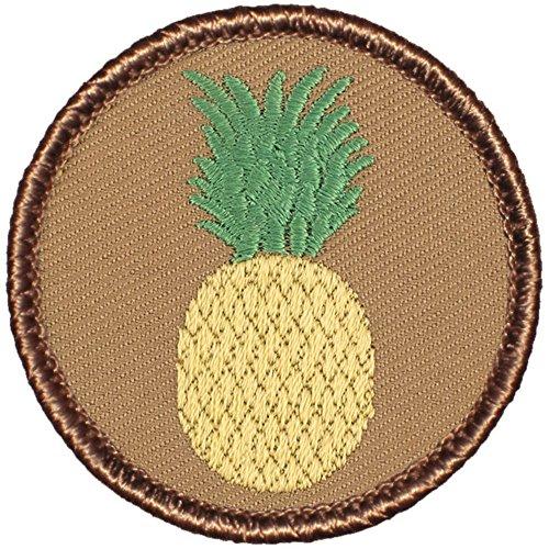 Pineapple Patrol Patch - 2