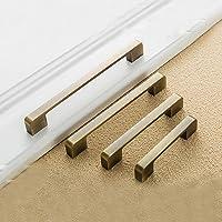 Handgrepen voor meubels, eenvoudige stanggrepen voor lades, kasten, deuren en meer