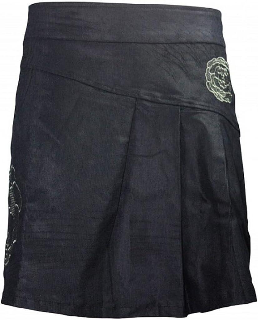 Smash Wear - Falda - para mujer gris Large: Amazon.es: Ropa y ...