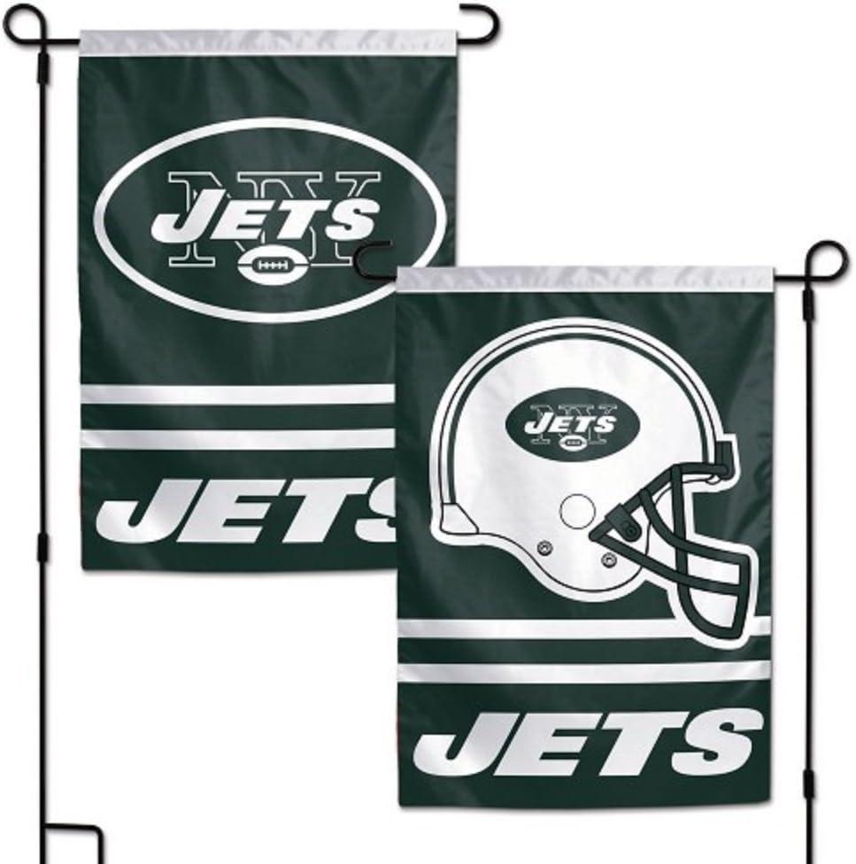 WinCraft NFL New York Jets WCR08378013 Garden Flag, 11