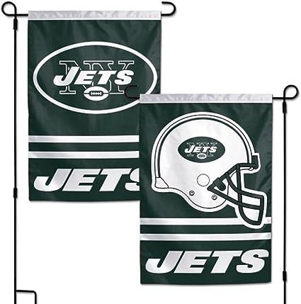 Wincraft NFL New York Jets WCR08378013 Garden Flag 11 x 15