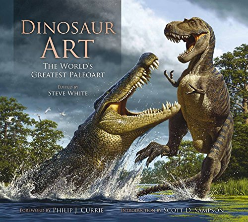 Dinosaur Art: The World