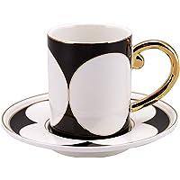 Karaca Omnigon 6 Kişilik 12 Parça Kahve Fincan Takımı