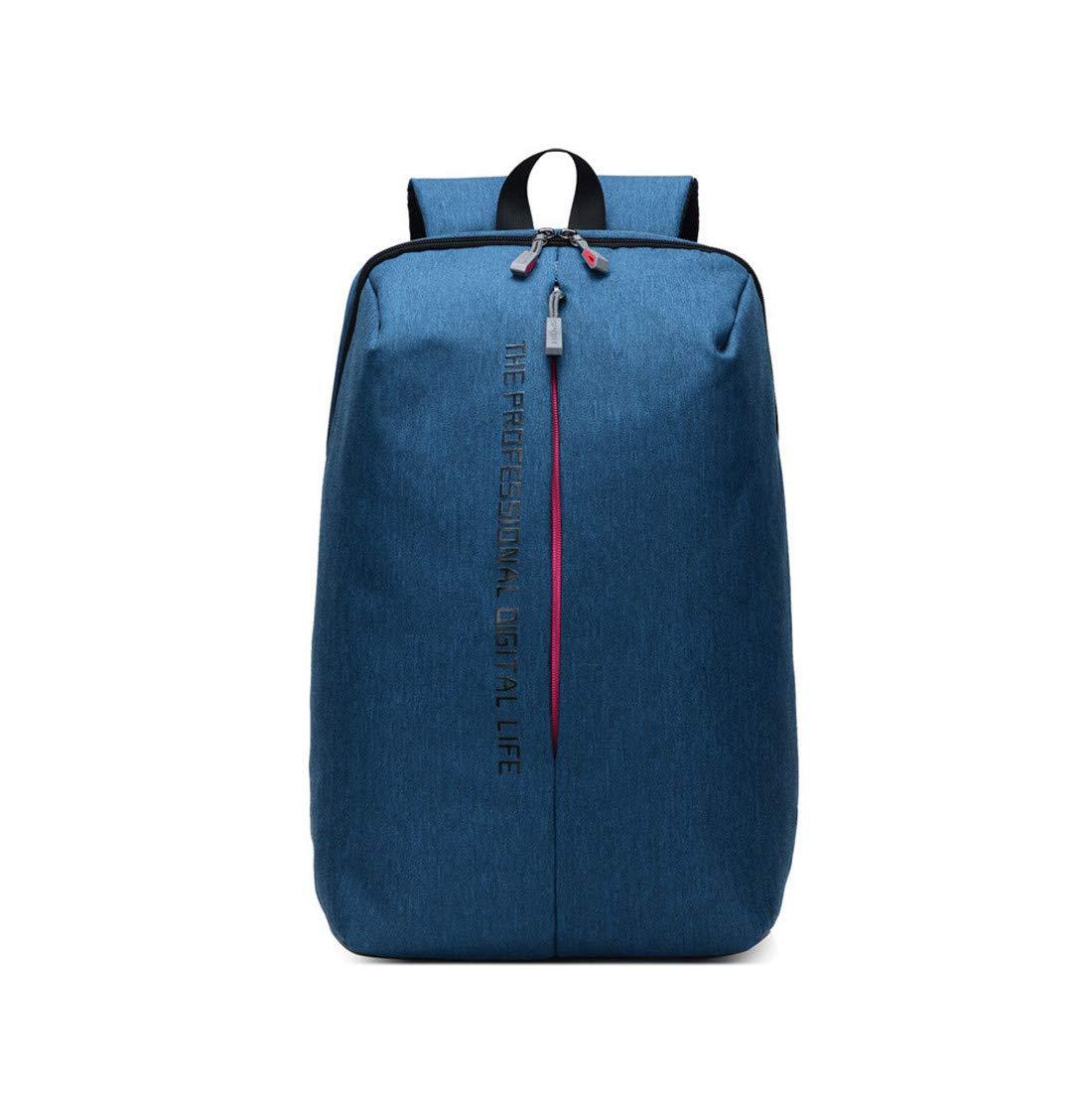 Layxi Femmes Toile Etanche Backpack Hommes Grande Capacité Travel Bag 15.6 Pouces Sac a Dos PC Portable Durable Sac à Dos Quotidien