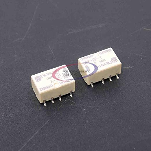 5PCS SMD G6K-2F-Y-5VDC 5V Signal Relay 8PIN for Omron Relay