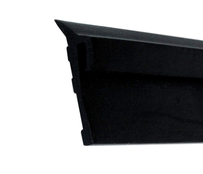 Schwarz//Weiss//Grau SN-TEC Fensterbankdichtung//Anschlussdichtung//Fensterdichtung SNSD 4000 Farbauswahl Grau je 5 mtr