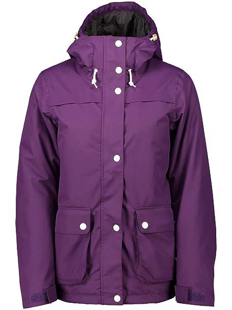 Wear Colour - Abrigo - para Hombre Morado Morado X-Small