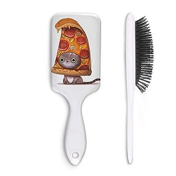 Amazon.com: Bonitos cepillos para el pelo de gato con cojín ...