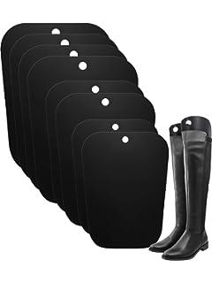biped Set de 5 pares de tensores de botas – Hormas para enrollar de 35 cm – NEGRO –– Hecho en Alemania – z1180: Amazon.es: Zapatos y complementos