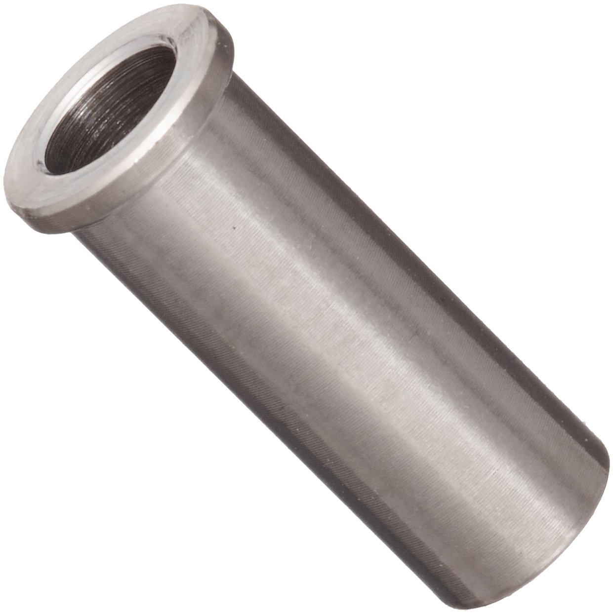 Parker A-Lok 4 TIZ .125-SS 316 Stainless Steel Compression Tube Fitting, Insert, 1/4' Tube OD, 0.170' Tube ID 1/4 Tube OD 0.170 Tube ID Parker Hannifin 4 TIZ .170-SS