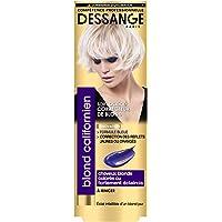 Dessange - Blond Californien Soin Patine Correcteur De Blond Pour Cheveux Blonds, Colorés Ou Fortement Eclaircis - 125 ml - Lot de 3