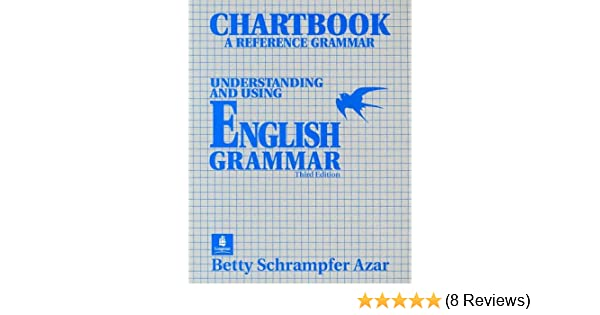 ENGLISH GRAMMAR CHARTBOOK EBOOK