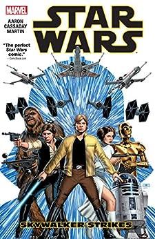 Star Wars Vol. 1: Skywalker Strikes (Star Wars (2015-)) by [Aaron, Jason]