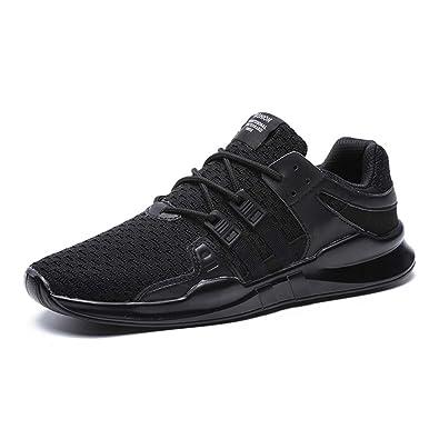 Mengxx Zapatos para Correr en Montaña y Asfalto Aire Libre y ...
