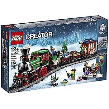 Amazon.com: Lego Winter Holiday Train 10254: Toys & Games