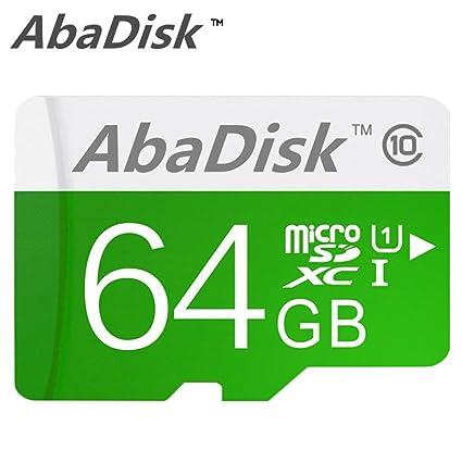 AbaDisk - Tarjeta de Memoria Micro SD (Micro SDXC con ...
