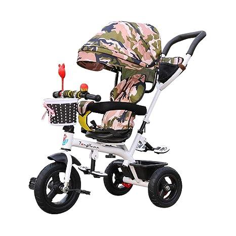 Bici del bebé de 1-3-6 años de Edad Asiento Giratorio de 3