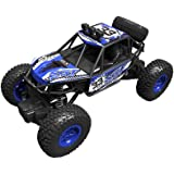 Remote Control Monster Truck for Kids Adults Truck Rock Crawler Toy, 1/14 2.4G 4WD Rc Car High Speed Rock Off-Road…