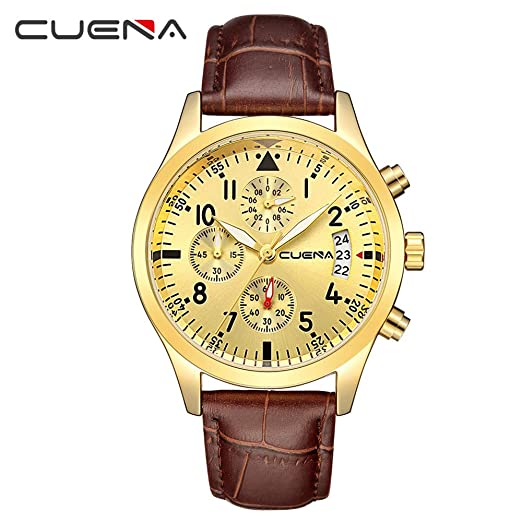 Reloj - Givekoiu - para - 2019 Men Watches Sale Clearance: Amazon.es: Relojes
