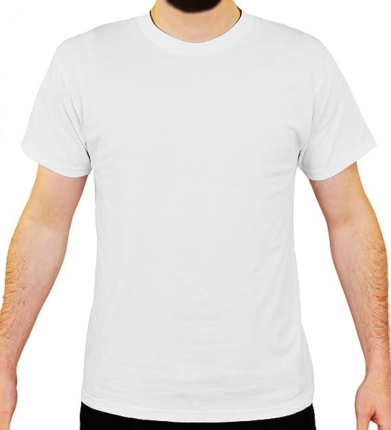 Al por mayor Blanco camisetas 100% algodón por amor tendencias (50 Camisetas) perfecto