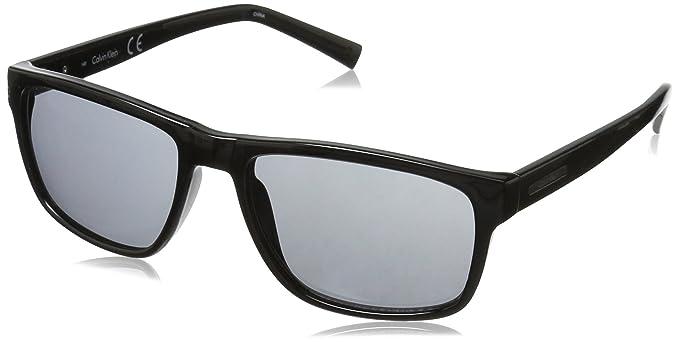 79cf282a94 Calvin Klein Men s R738S Rectangular Sunglasses
