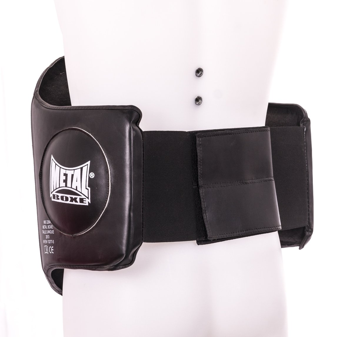METAL BOXE MB228A Ceinture Mixte Adulte, Blacklight METG6|#Metal Boxe