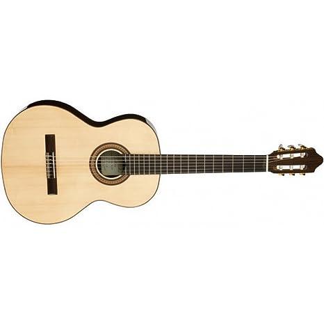 Kremona. Guitarra clásica, Serie Soloist Fiesta F65S Sólido ...