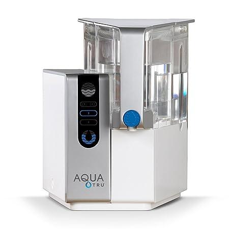 Review AquaTru Countertop Water Filter