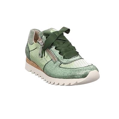Paul Green 4650 Sneakers für Damen in grün - 4650-032