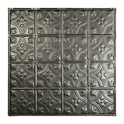 Argento Bronze Finish (Great Lakes Tin Hamilton Argento Nail-Up Ceiling Tile (12