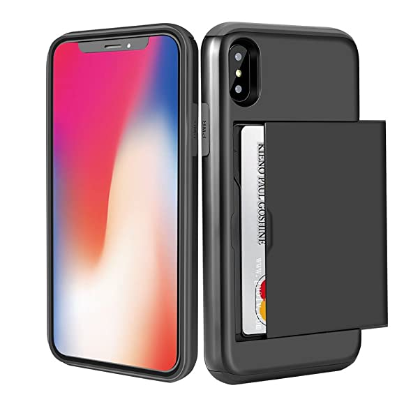 Giveaway iphone x case with card holder