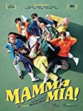 SF9 [MAMMA MIA!] 4th Mini Album Special Edition CD+POSTER+Photobook+Card+Bookmark+Tracking Number SEALED