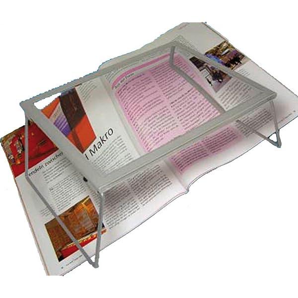 NRS Healthcare M20119 - Lupa de mesa, tamaño A4: Amazon.es: Salud ...