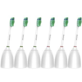 sonimart tamaño de recambio para cepillo de dientes para Philips Sonicare e-Series HX7022/
