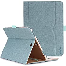 ProCase Samsung Galaxy Tab S2 9.7 Case, Stand Folio Cover Case for Galaxy Tab S2 Tablet (9.7 Inch, SM-T810 T815 T813) - Teal