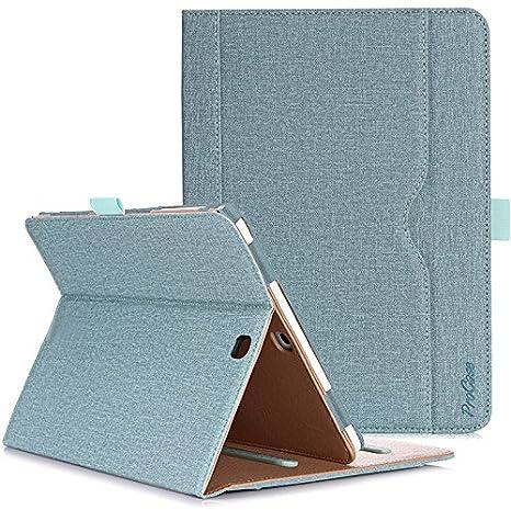 brand new d4d5f 481a9 ProCase Samsung Galaxy Tab S2 9.7 Case, Stand Folio Cover Case for Galaxy  Tab S2 Tablet (9.7 Inch, SM-T810 T815 T813) - Teal