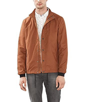 086cc2g006 Esprit Edc Blouson Small Orange cinnamon By Homme B7wxqwZE