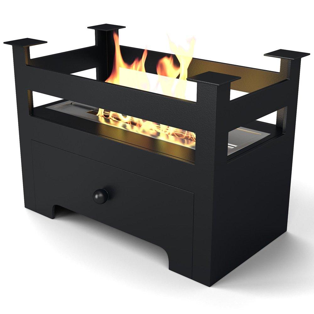 Imagin ANYA Free Standing Bio-Ethanol Fire Place