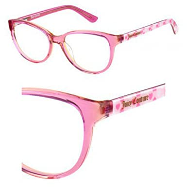 38ce4f43e11 Image Unavailable. Image not available for. Color  Eyeglasses Juicy Couture  ...